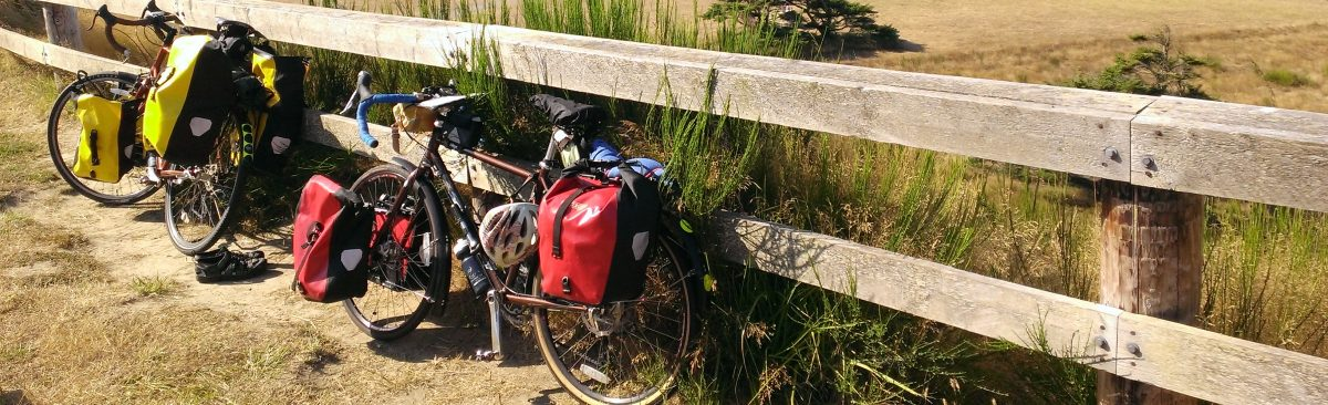 Bicycle Touring in the Northwest