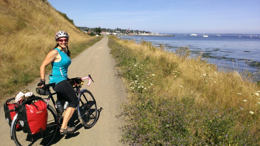 Trail to Port Townsend