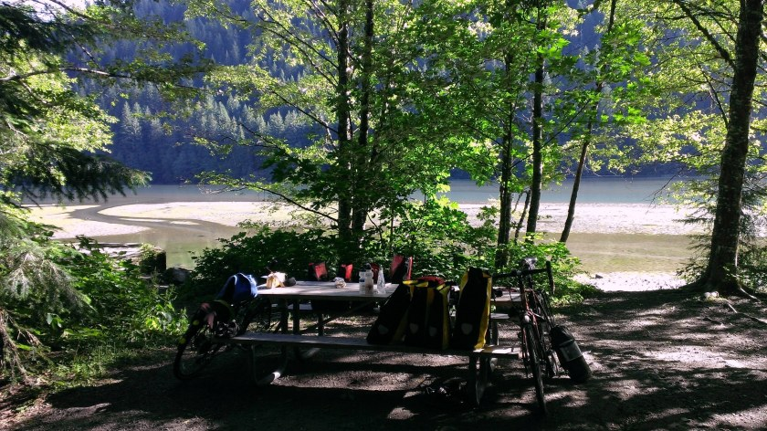 Day 2: Colonial Creek Campground